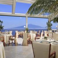 Hotel Ambasciatori ristorante terrazza La Muse
