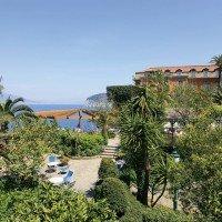 Hotel Ambasciatori Sorrento garden