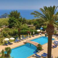 Panoramica Giardino Hotel Terme San Nicola