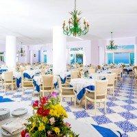 Hotel Gran Paradiso sala ristorante 1