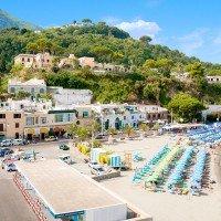 Hotel Gran Paradiso Ischia spiaggia