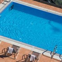 Hotel Oasi Verde Prestina val Camonica Piscina