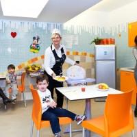 Hotel San Sicario Majestic Cesana Torinese cucina per bambini