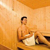 Hotel San Sicario Majestic Cesana Torinese sauna