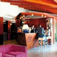 Hotel San Sicario Majestic Cesana Torinese bar