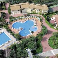 Villaggio Club La Pace panoramica piscine