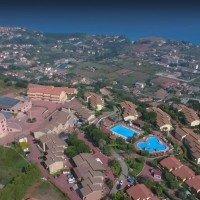 Veduta aerea Club Villaggio La Pace