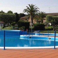 Villaggio Club La Pace dettagli bordo piscina