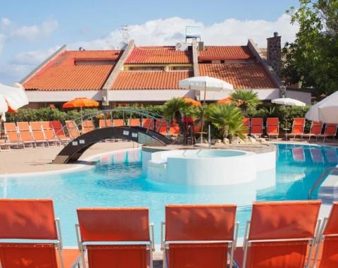 Le Mandrelle Beach Resort - Foto 2