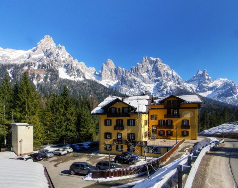 Hotel Fratazza - Foto 1