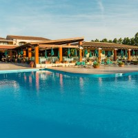 Club Hotel Marina sporting piscine