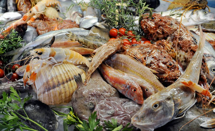 ischia ristorante con pescato fresco Ischia