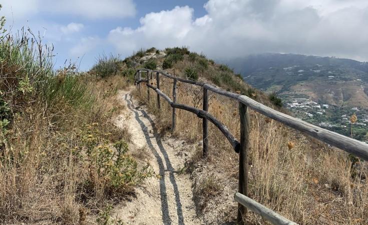 Sentiero Baia della Pelara Ischia