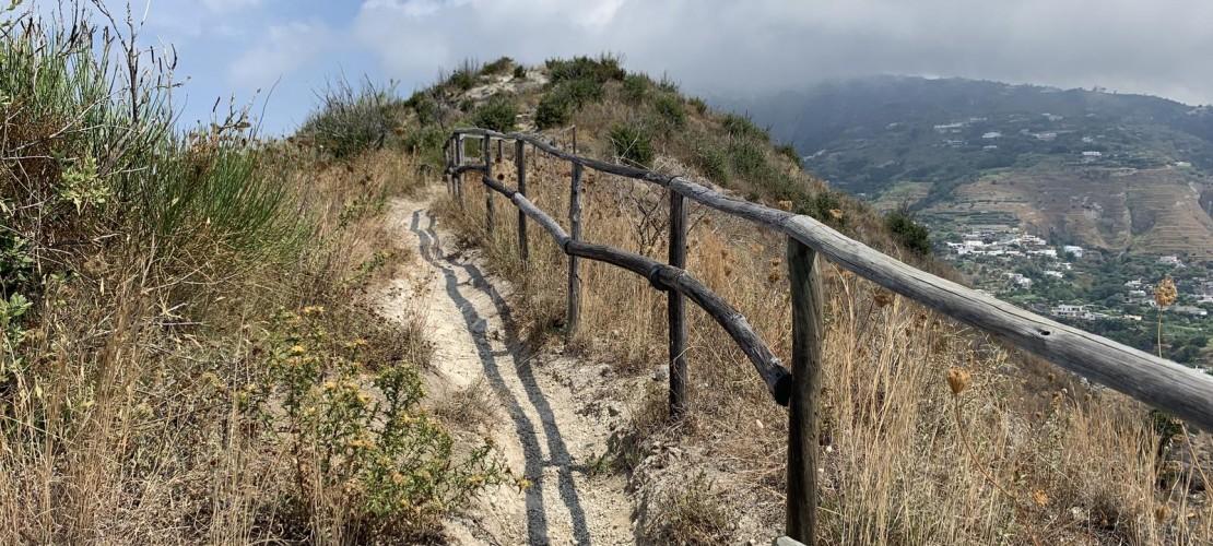 Sentiero Baia della Pelara Forio
