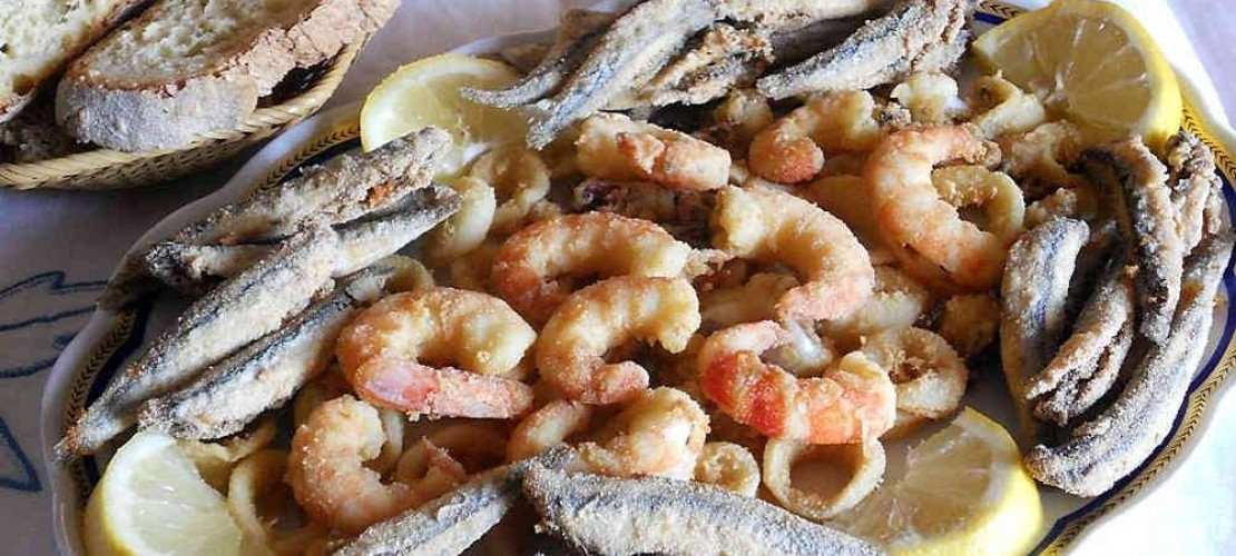 Sagra del pesce fritto Santa Maria di Leuca