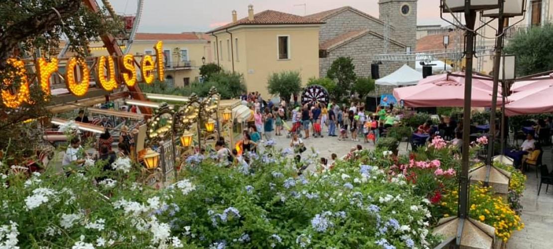 Arzachena Summer Festival Baja Sardinia