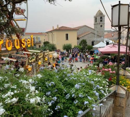 Summer Festival Arzachena Sardegna