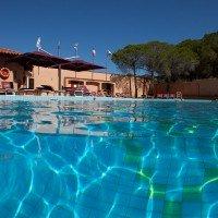 Villaggio Cala Bitta Sardegna dettaglio piscina