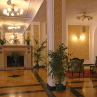 Hotel Majestic Dolomiti salone