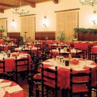 Hotel Majestic Dolomiti tavoli