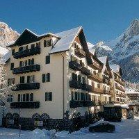 Hotel Majestic Dolomiti esterno