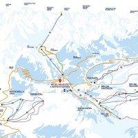 Hotel Majestic Dolomiti mappa