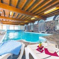 Hotel Majestic Dolomiti piscina coperta