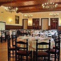 Hotel Majestic Dolomiti sala ristorante