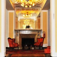 Hotel Majestic Dolomiti camino