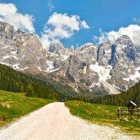 Hotel Majestic Dolomiti paese