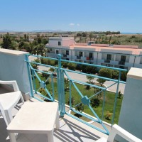 Selinunte Beach Resort balcone camera