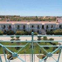 Selinunte Beach Resort balcone camera 3