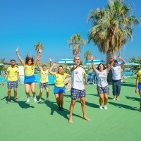 Villaggio Club Bahja a Paola bambiini