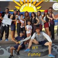 Villaggio Club Bahja a Paola animazione Funny Show