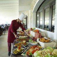 Villaggio Club Bahja a Paola ristorante