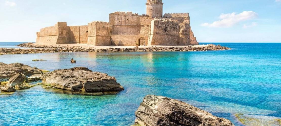 Castello Aragonese Isola Capo Rizzuto