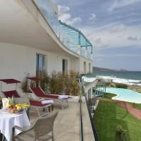Hotel Resort Casteldoria Mare piscina