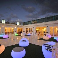 Hotel Resort Casteldoria Mare dettagli area relax notturno