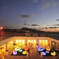 Hotel Resort Casteldoria Mare dettagli area relax notturno 2