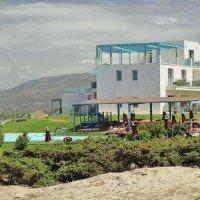 Hotel Resort Casteldoria Mare prospettiva struttura