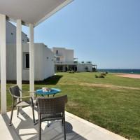 Hotel Resort Casteldoria patio