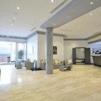 Hotel Resort Casteldoria Mare dettagli hall
