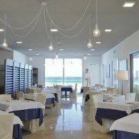 Hotel Resort Casteldoria Mare ristorante vista mare 2
