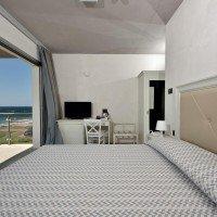 Hotel Resort Casteldoria  matrimoniale vista mare
