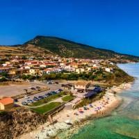 Santina Resort & SPA spiaggia