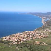 Veduta aerea La Ciaccia Valledoria