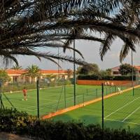 Villaggio Le Tonnare Stintino campi da tennis