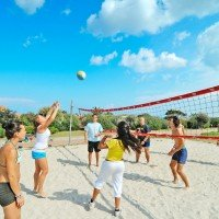 Villaggio Le Tonnare Stintino beach volley