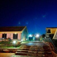 Villaggio Le Tonnare Stintino esterni camere e piazza