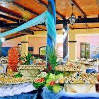 Villaggio Le Tonnare Stintino buffet ristorante